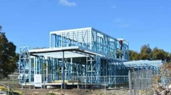 Timber or IRIDAK steel roof trusses?